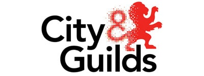 city and guilds qualified Suffolk builder logo