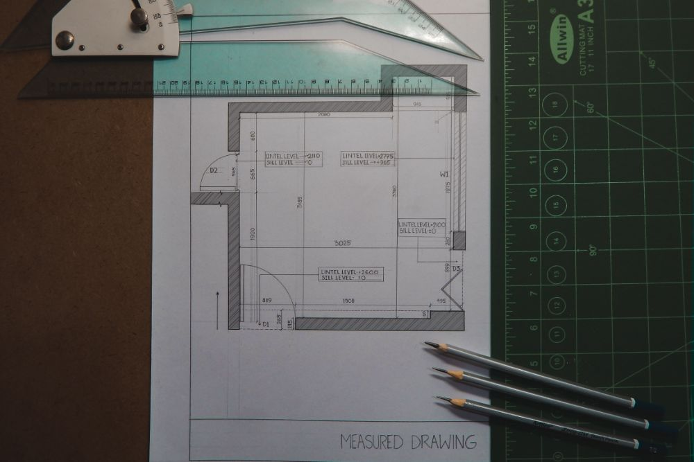 Architectural design in the planning process